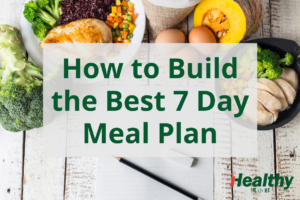 How to Build the Best 7 Day Meal Plan